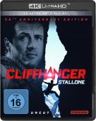 Cliffhanger 25th Anniversary Edition